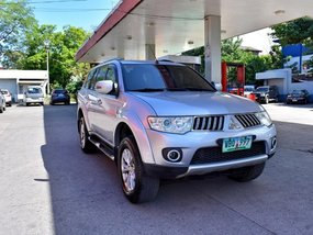 Selling Used Mitsubishi Montero 2013 Manual Diesel at 50000 km in Lemery