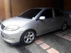 2005 Toyota Vios Automatic Silver at 90000 km for sale in Pasig