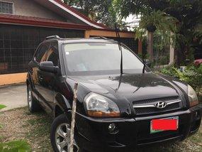 Sell 2009 Hyundai Tucson Automatic Black at 64000 km