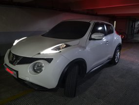 Selling 2016 Nissan Juke Automatic White at 9000 km