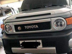 Selling Toyota Fj Cruiser 2014 Automatic Gasoline in Cebu City