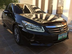 Sell 2nd Hand 2011 Honda Accord Automatic Gasoline in Quezon City