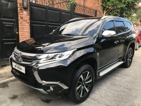 2nd Hand Mitsubishi Montero 2017 for sale in Manila