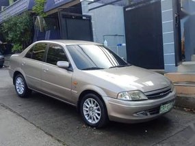 Selling Ford Lynx 2001 Automatic Gasoline in Manila