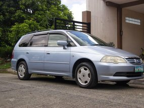 Used Honda Odyssey 2003 for sale in Quezon City