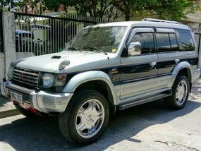 Mitsubishi Pajero 1996 Automatic Diesel for sale in Angeles