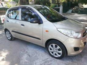 Selling 2nd Hand Hyundai I10 2013 in Angeles