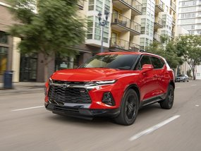 What special about Chevrolet Trailblazer 2020 with the U.S version?