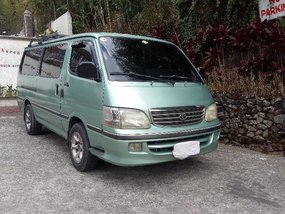 Sell 2nd Hand 2000 Toyota Grandia Van in Baguio