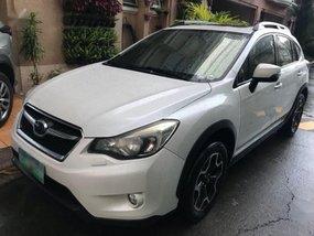 Selling 2nd Hand Subaru Xv 2012 Automatic Gasoline at 79000 km in Manila