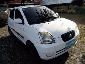 Sell 2nd Hand 2007 Kia Picanto Automatic Gasoline at 90000 km in Davao City