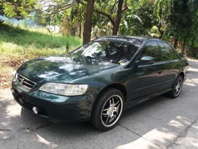 Honda Accord 2001 Automatic Gasoline for sale in Quezon City