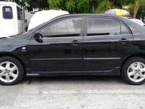 Toyota Altis 2007 Automatic Gasoline for sale in Manila