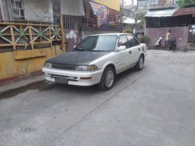 Toyota Corolla 1990 Manual Gasoline for sale in Valenzuela