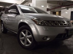 Selling Nissan Murano 2006 Automatic Gasoline in Manila