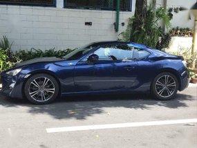 2nd Hand Subaru Brz 2013 for sale in Manila