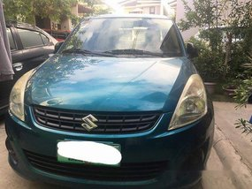 Selling Blue Suzuki Swift Drize 2013 at 23000 km