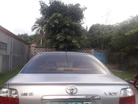 Sell Silver 2004 Toyota Vios in Lipa