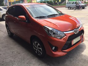 Sell Used 2018 Toyota Wigo in Quezon City