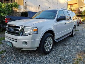White Ford Expedition 2011 for sale in Parañaque
