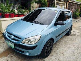 Selling Hyundai Getz 2006 Manual Gasoline in Quezon City
