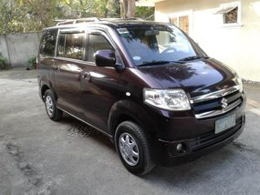2nd Hand Suzuki Apv 2013 Automatic Gasoline for sale in Dumaguete