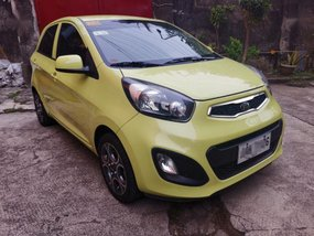 Used Kia Picanto 2014 for sale in Makati