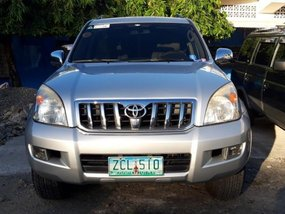 Selling 2nd Hand Toyota Land Cruiser 2006 at 130000 km in Quezon City