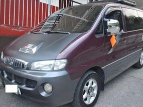 2nd Hand Hyundai Starex 2000 for sale in Ilagan