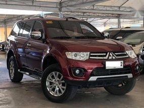 Selling 2nd Hand Mitsubishi Montero 2014 in Makati