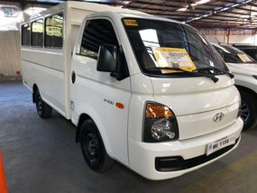 Selling Hyundai H-100 2017 Manual Diesel in Marikina