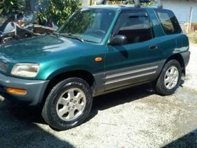 Used Toyota Rav4 1996 at 130000 km for sale in Taguig