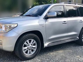 Selling Used Toyota Land Cruiser 2008 in Muntinlupa