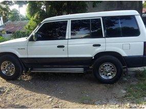 Sell 2nd Hand 1992 Mitsubishi Pajero at 130000 km in Antipolo