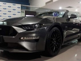 Selling New 2019 Ford Mustang Convertible for sale in Meycauayan