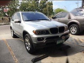 Selling 2nd Hand Bmw X5 2005 Automatic Diesel at 100000 km in Quezon City