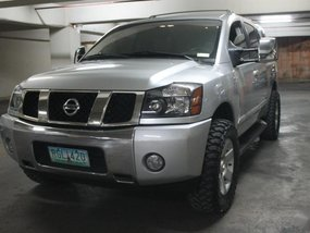 2nd Hand Nissan Patrol 2004 at 50000 km for sale