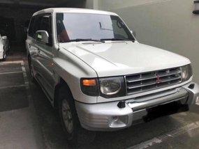 Mitsubishi Pajero 1997 Automatic Gasoline for sale in Manila