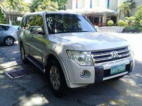 White Mitsubishi Pajero 2011 at 78000 km for sale