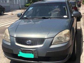 Kia Rio 2008 at 110000 km for sale in Quezon City
