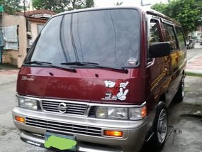 Selling 2nd Hand Nissan Urvan Escapade 2012 in San Jose del Monte