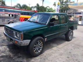 Selling Used Mitsubishi L200 1993 Manual Diesel in Quezon City