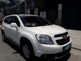 Sell 2nd Hand 2014 Chevrolet Orlando Automatic Gasoline in Manila