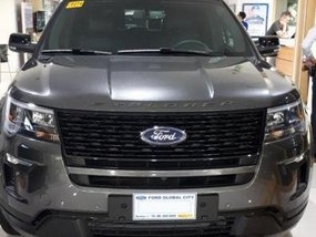 Ford Explorer 2018 Automatic Gasoline for sale in Marikina