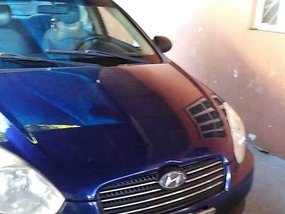 Selling 2nd Hand Hyundai Accent 2009 in San Fernando