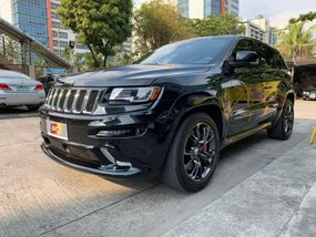 Selling 2nd Hand Jeep Grand Cherokee  2017 in Pasig