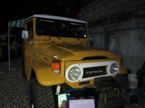 Used Toyota Land Cruiser 1982 for sale in Marilao