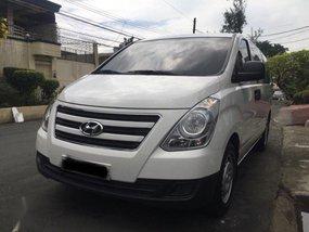 Hyundai Starex 2018 Manual Gasoline for sale in Quezon City