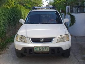Selling Used Honda Cr-V 2001 Automatic Gasoline at 130000 km in Calasiao