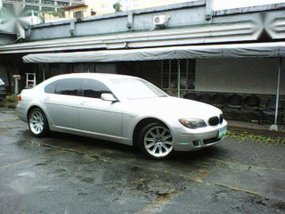 Sell 2007 Bmw 750Li Automatic Gasoline at 40000 km in Quezon City